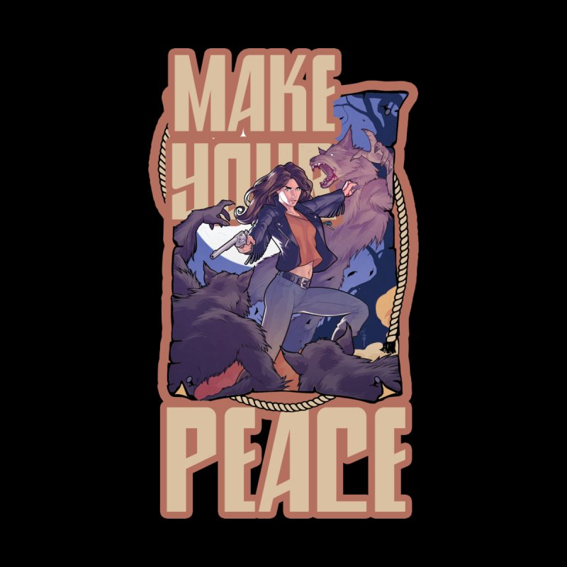 Peacemaker None  by wynonnaearp's Artist Shop