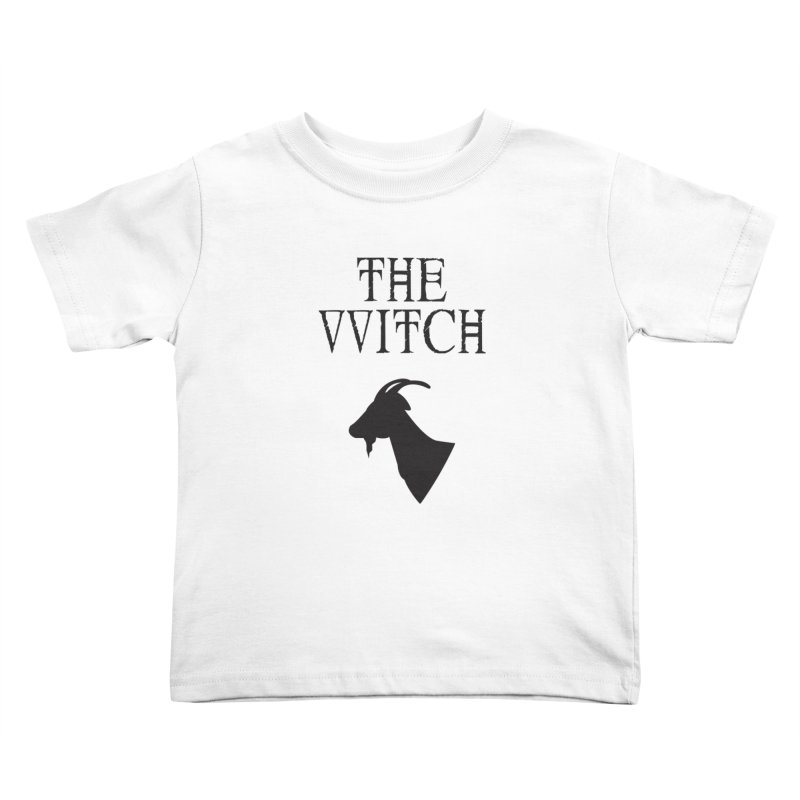 The VVitch Kids Toddler T-Shirt by True To My Wyrd's Artist Shop