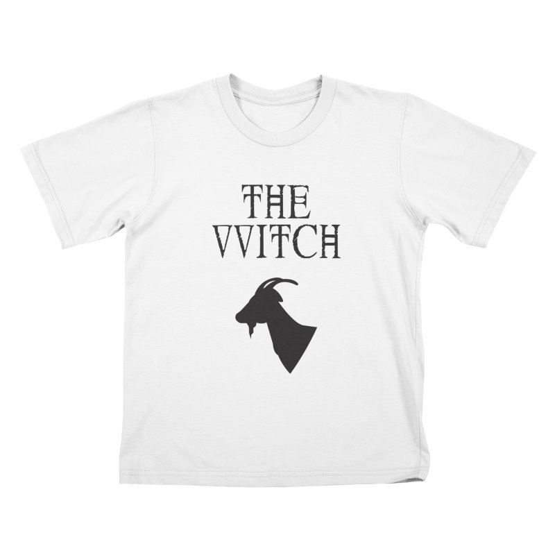 The VVitch Kids T-Shirt by True To My Wyrd's Artist Shop