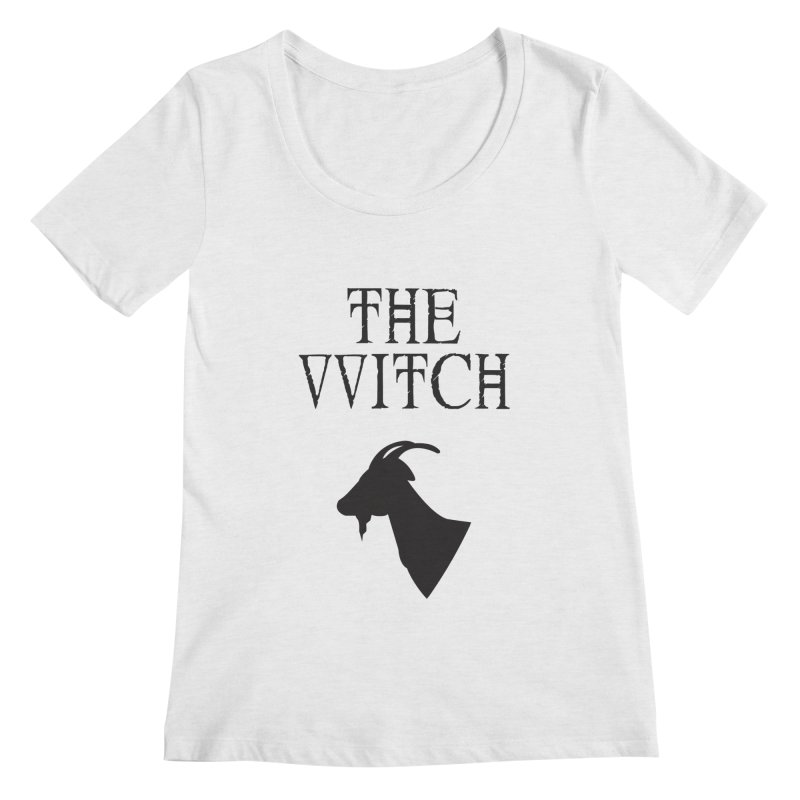 The VVitch Women's Regular Scoop Neck by True To My Wyrd's Artist Shop
