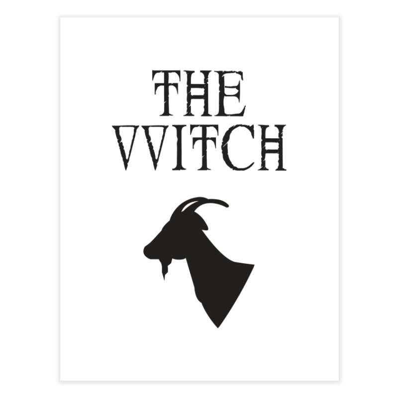 The VVitch Home Fine Art Print by True To My Wyrd's Artist Shop