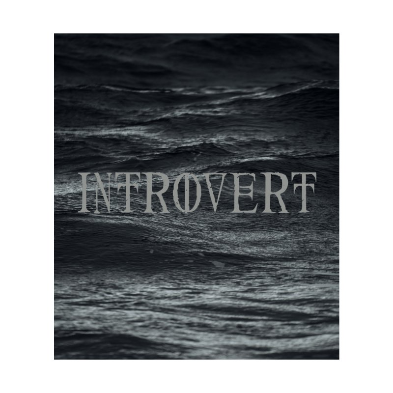 Introvert Women's Sweatshirt by True To My Wyrd's Artist Shop