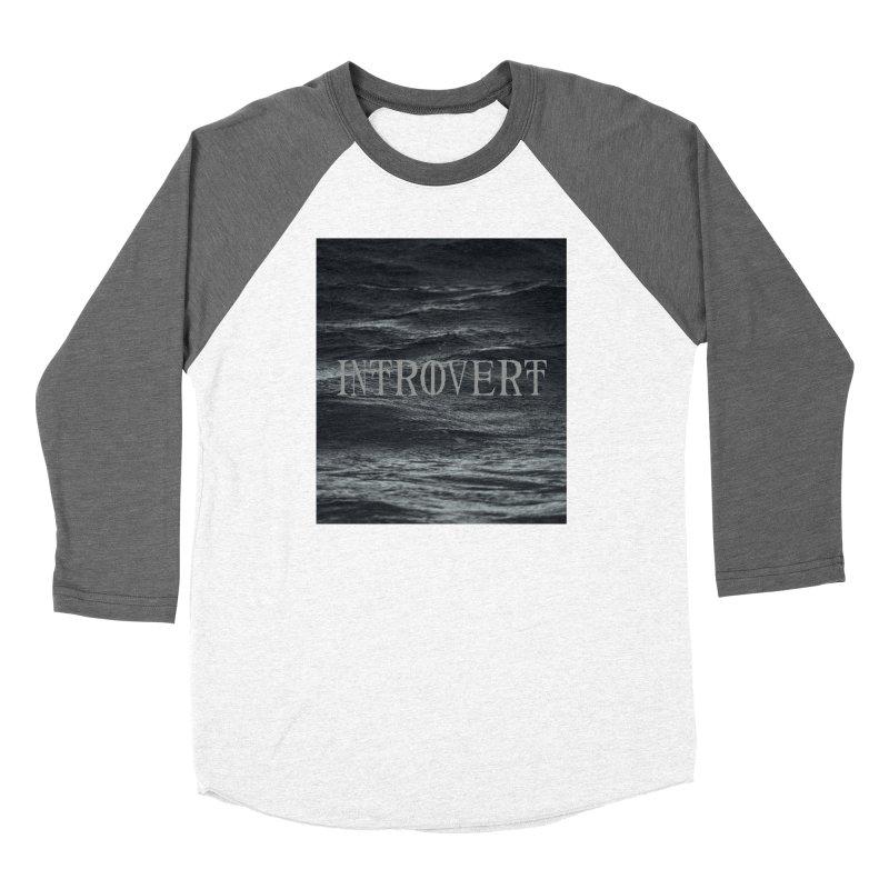 Introvert Women's Longsleeve T-Shirt by True To My Wyrd's Artist Shop