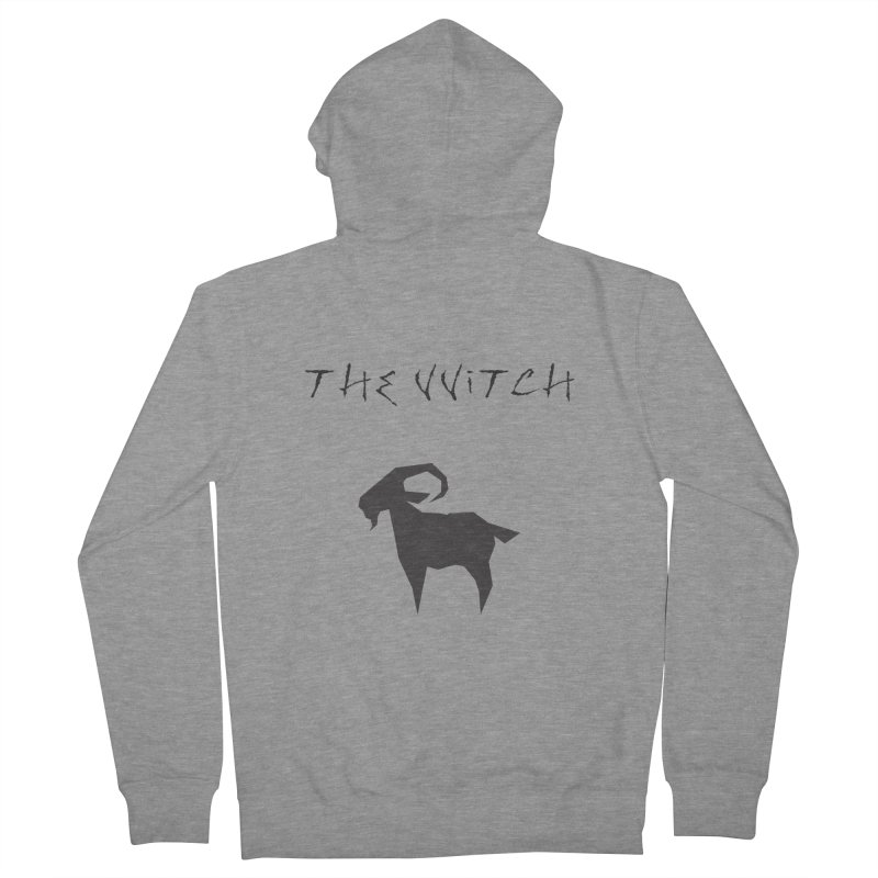 The VVitch Women's French Terry Zip-Up Hoody by True To My Wyrd's Artist Shop