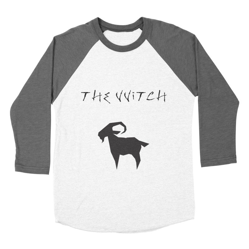 The VVitch Women's Baseball Triblend Longsleeve T-Shirt by True To My Wyrd's Artist Shop