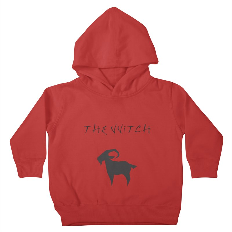 The VVitch Kids Toddler Pullover Hoody by True To My Wyrd's Artist Shop