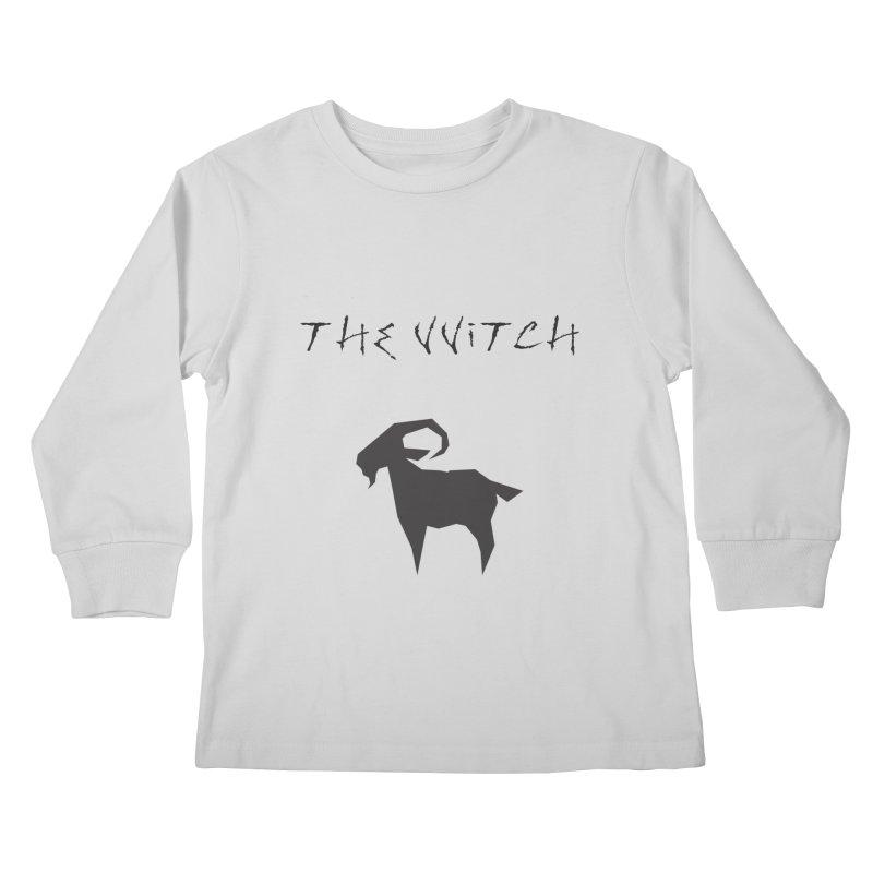 The VVitch Kids Longsleeve T-Shirt by True To My Wyrd's Artist Shop