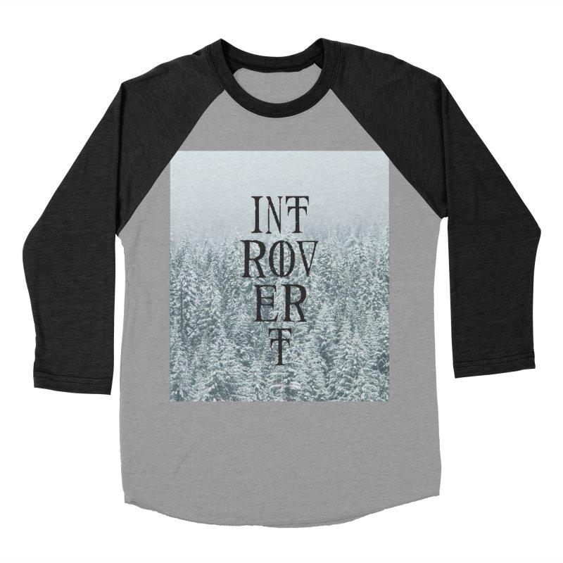 Introvert Men's Longsleeve T-Shirt by True To My Wyrd's Artist Shop