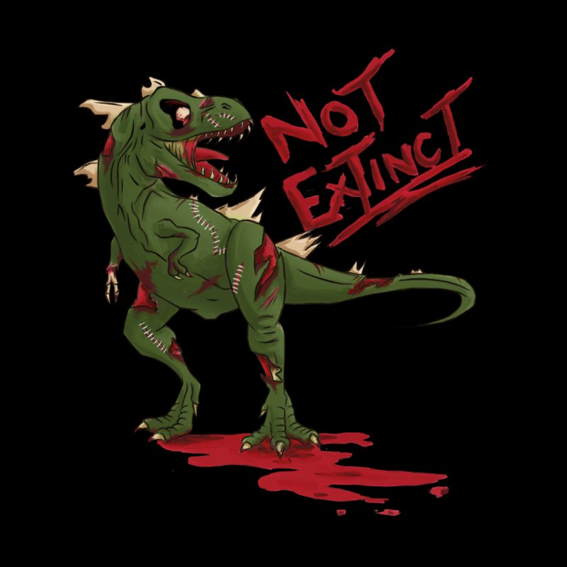 Zombie Rex None  by xanderlewis's Artist Shop