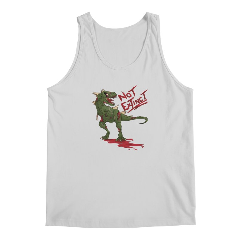 Zombie Rex Men's Tank by xanderlewis's Artist Shop