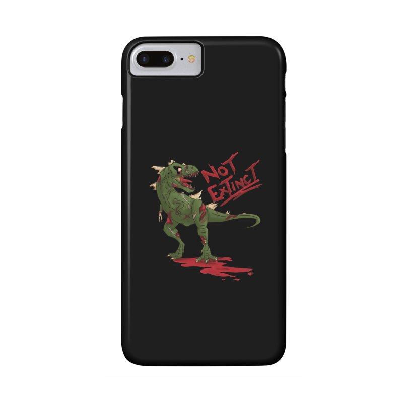Zombie Rex Accessories Phone Case by xanderlewis's Artist Shop