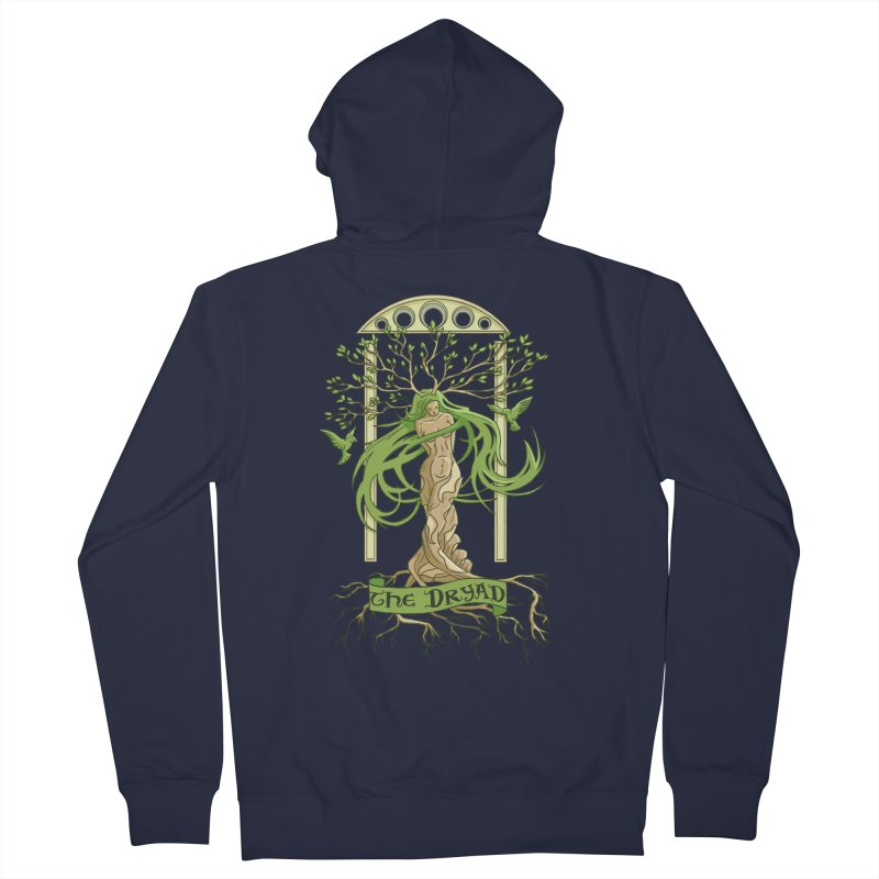 The Dryad Women's Zip-Up Hoody by xanderlewis's Artist Shop