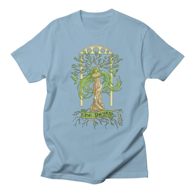 The Dryad Men's T-shirt by xanderlewis's Artist Shop