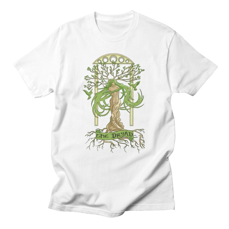 The Dryad Men's T-Shirt by xanderlewis's Artist Shop