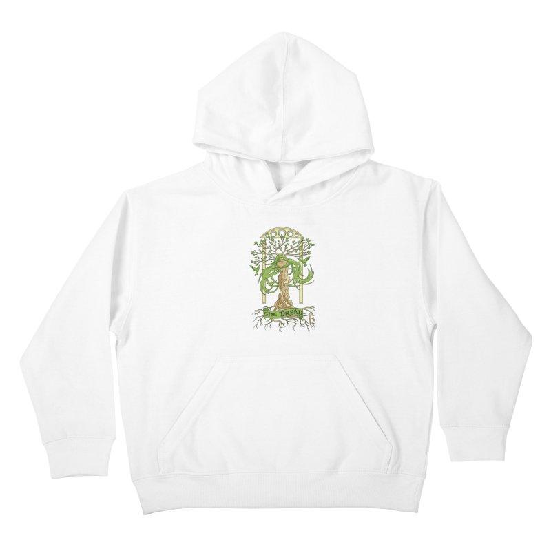 The Dryad Kids Pullover Hoody by xanderlewis's Artist Shop