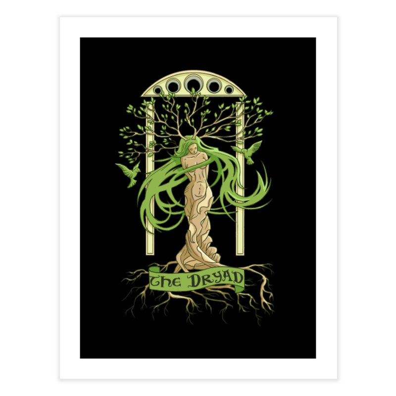 The Dryad Home Fine Art Print by xanderlewis's Artist Shop
