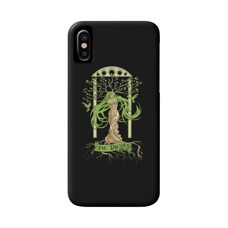 The Dryad Accessories Phone Case by xanderlewis's Artist Shop