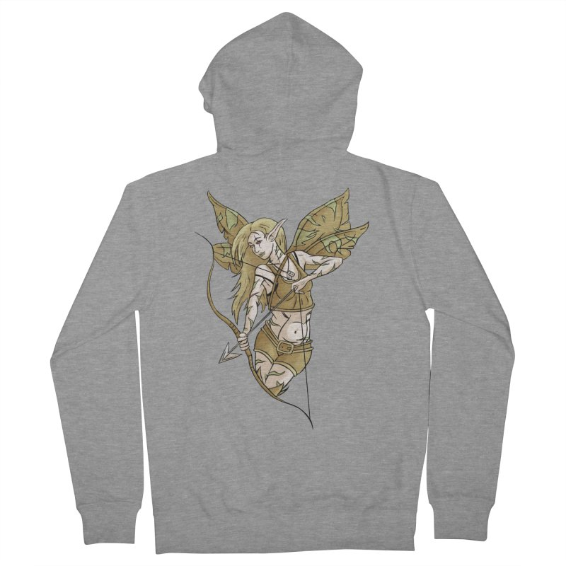 Combat Fairy Women's Zip-Up Hoody by xanderlewis's Artist Shop