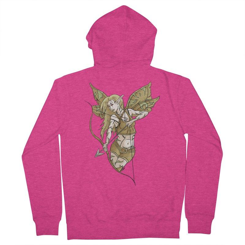 Combat Fairy Women's Zip-Up Hoody by xanderlewis's Artist Shop