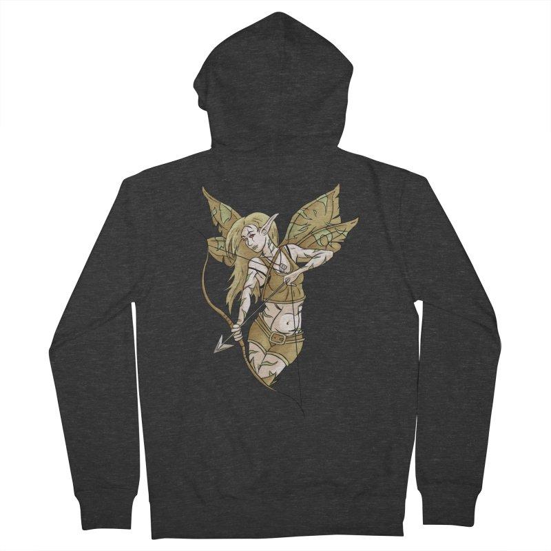 Combat Fairy Men's Zip-Up Hoody by xanderlewis's Artist Shop