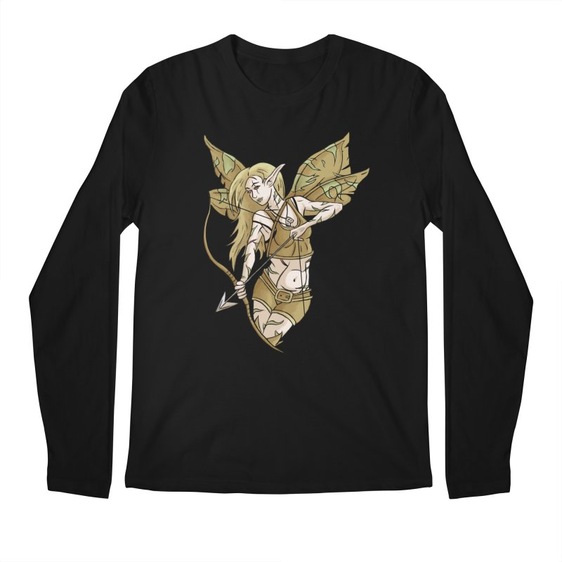 Combat Fairy Men's Longsleeve T-Shirt by xanderlewis's Artist Shop