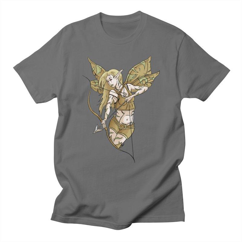 Combat Fairy Men's T-shirt by xanderlewis's Artist Shop