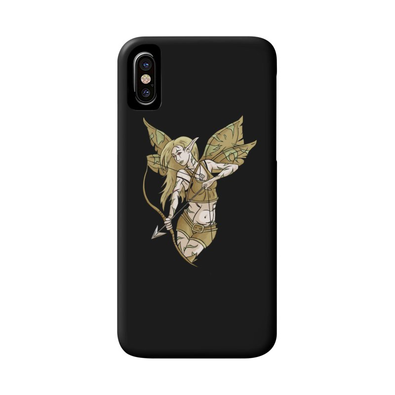 Combat Fairy Accessories Phone Case by xanderlewis's Artist Shop