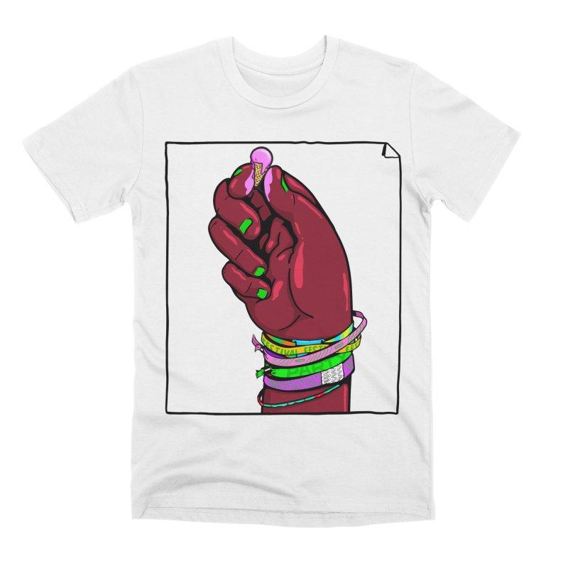 Warm Festival Men's Premium T-Shirt by xave's Shop