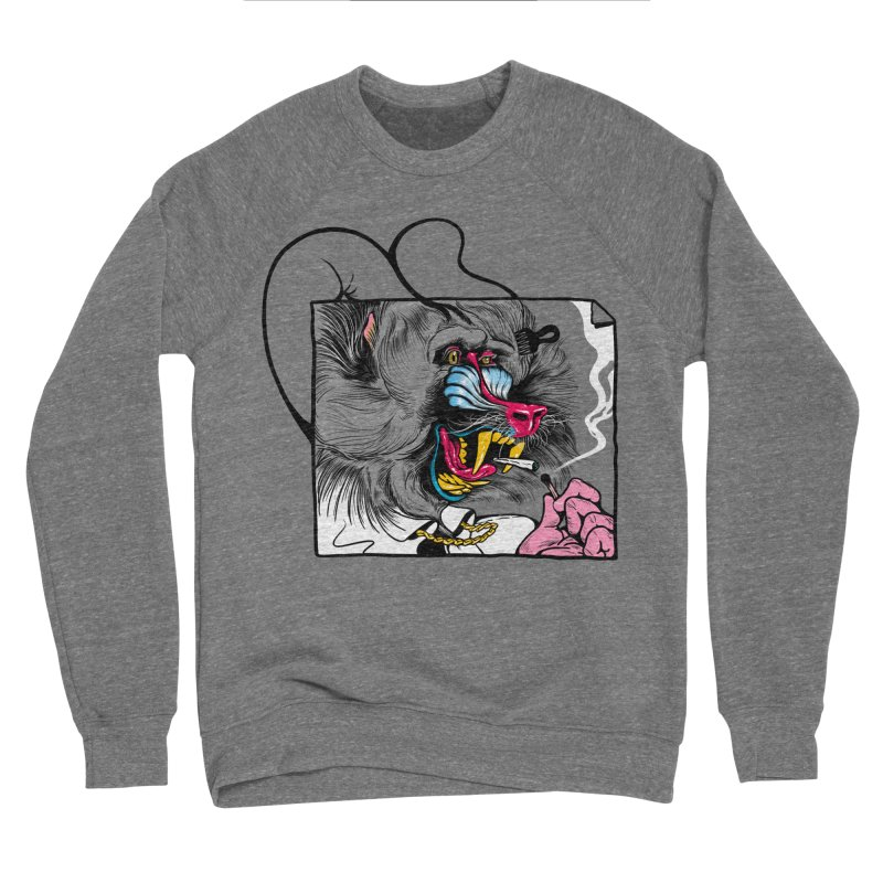 Mafia Mandril Men's Sweatshirt by xave's Shop