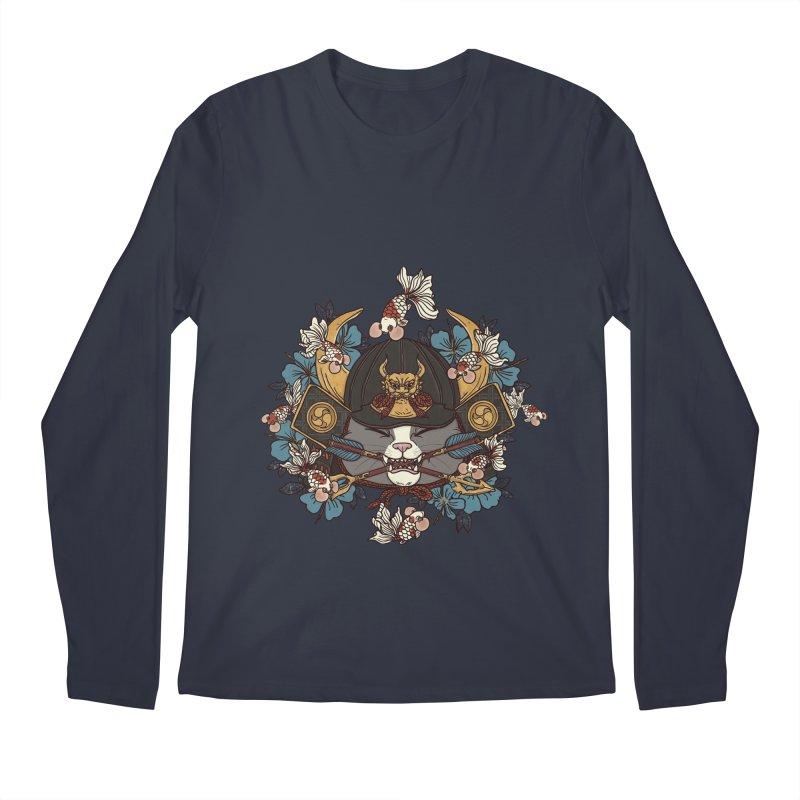 Fruitful Catch Men's Regular Longsleeve T-Shirt by xiaobaosg
