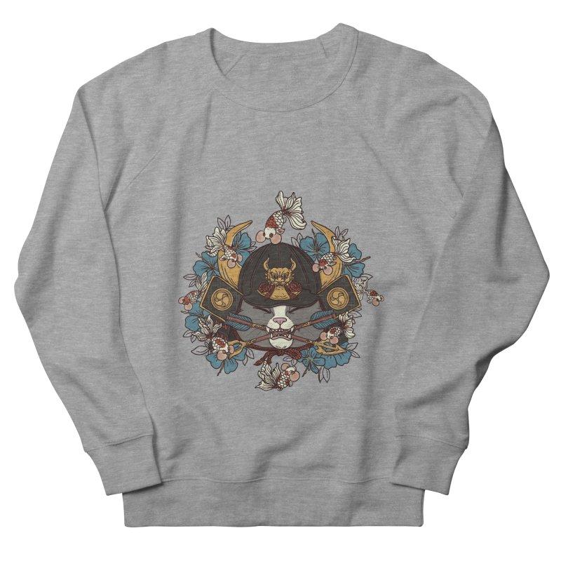 Fruitful Catch Women's French Terry Sweatshirt by xiaobaosg