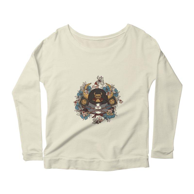 Fruitful Catch Women's Scoop Neck Longsleeve T-Shirt by xiaobaosg