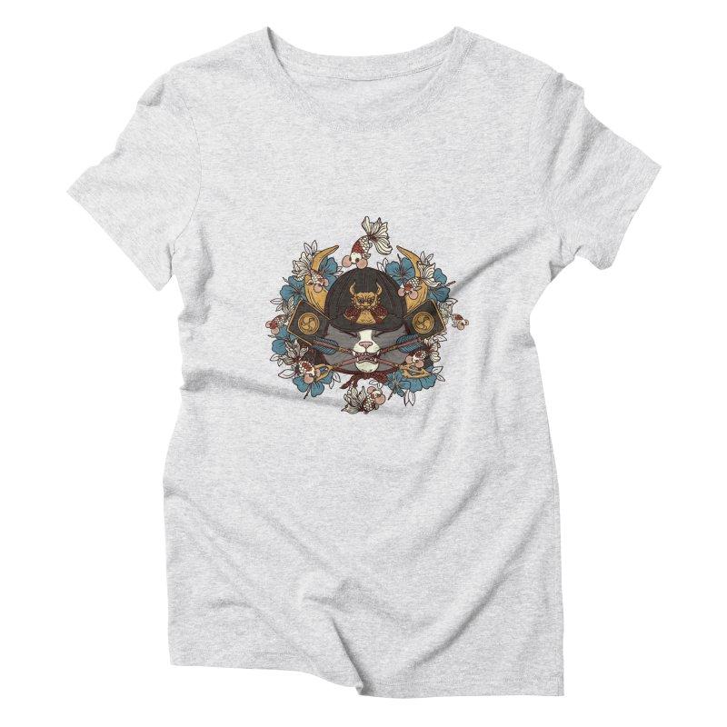Fruitful Catch Women's Triblend T-Shirt by xiaobaosg
