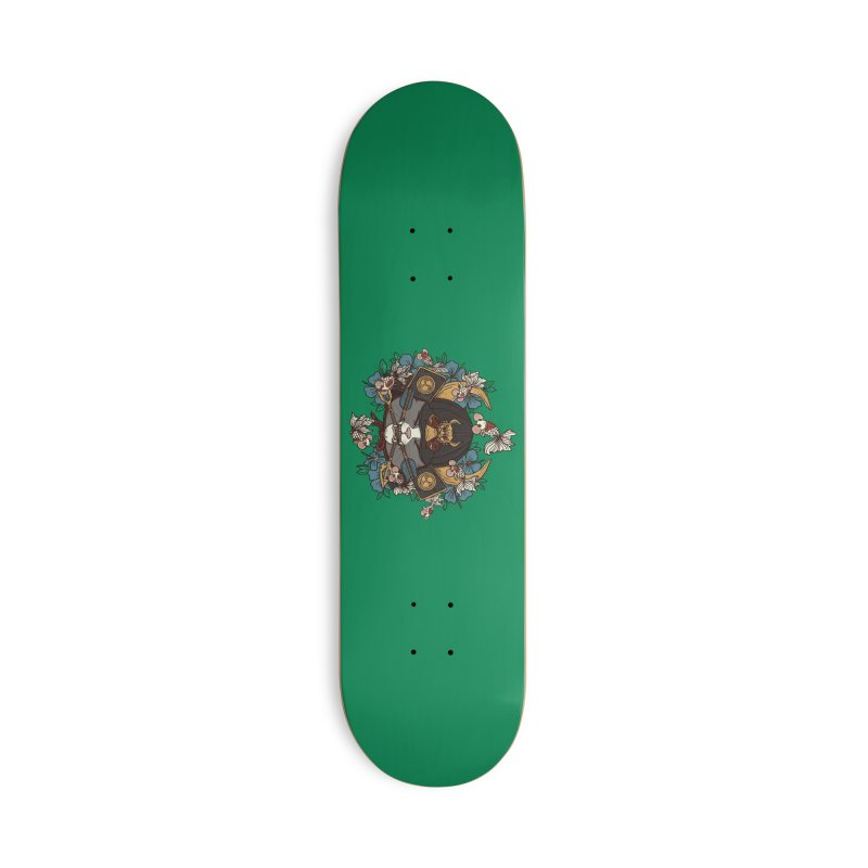 Fruitful Catch Accessories Deck Only Skateboard by xiaobaosg