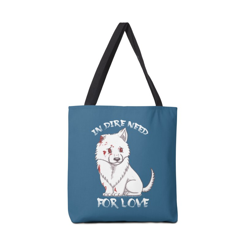 In dire need of love Accessories Tote Bag Bag by xiaobaosg