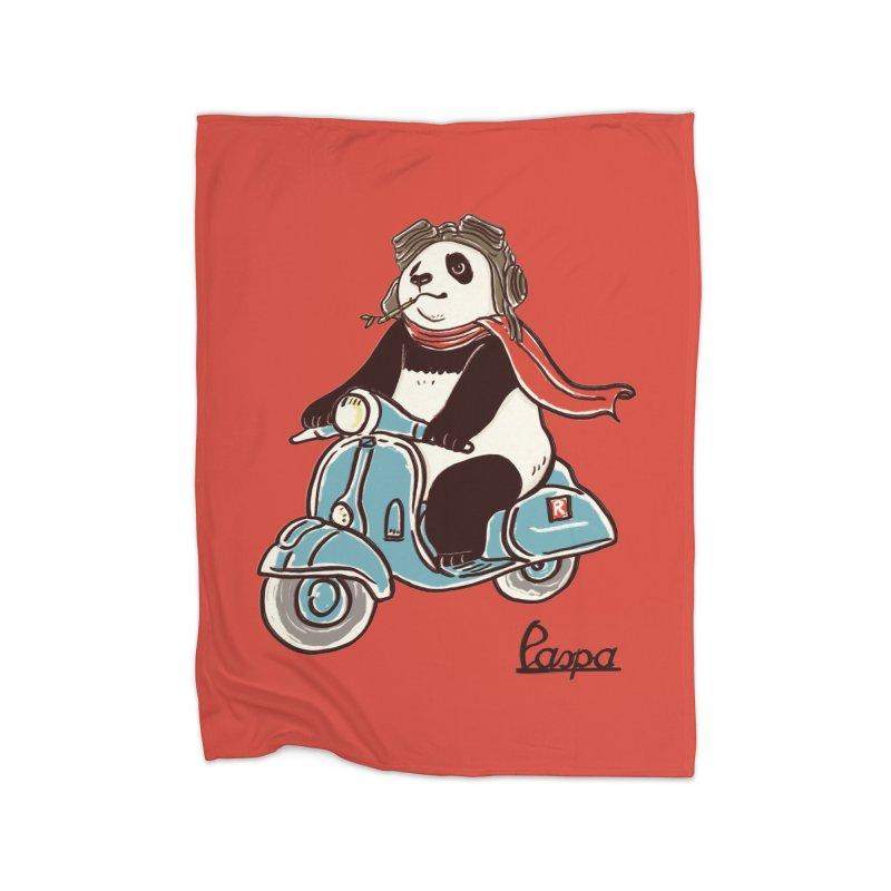Pespa Home Fleece Blanket Blanket by xiaobaosg