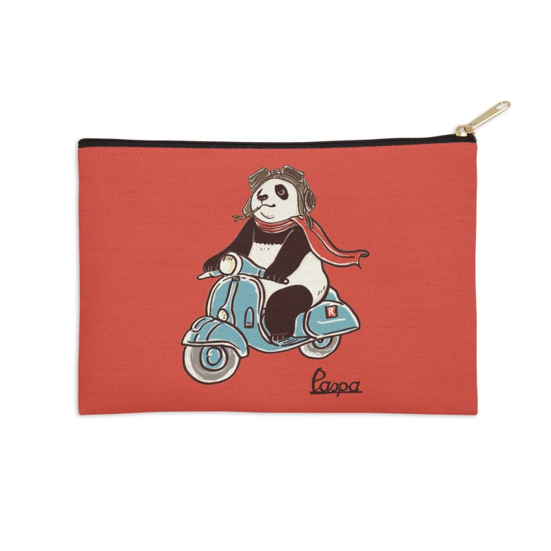 Pespa Accessories Zip Pouch by xiaobaosg