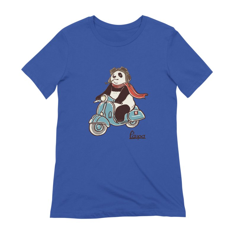 Pespa Women's Extra Soft T-Shirt by xiaobaosg