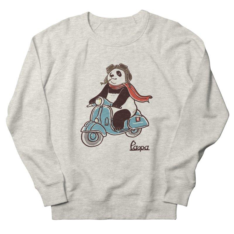 Pespa Women's French Terry Sweatshirt by xiaobaosg