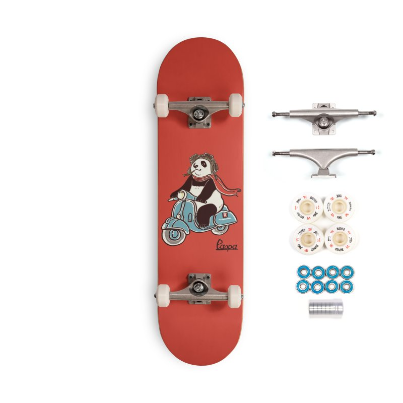 Pespa Accessories Complete - Premium Skateboard by xiaobaosg