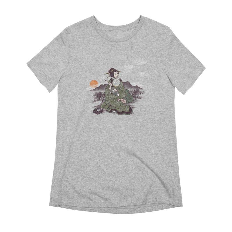 The Cloud Maker Women's Extra Soft T-Shirt by xiaobaosg