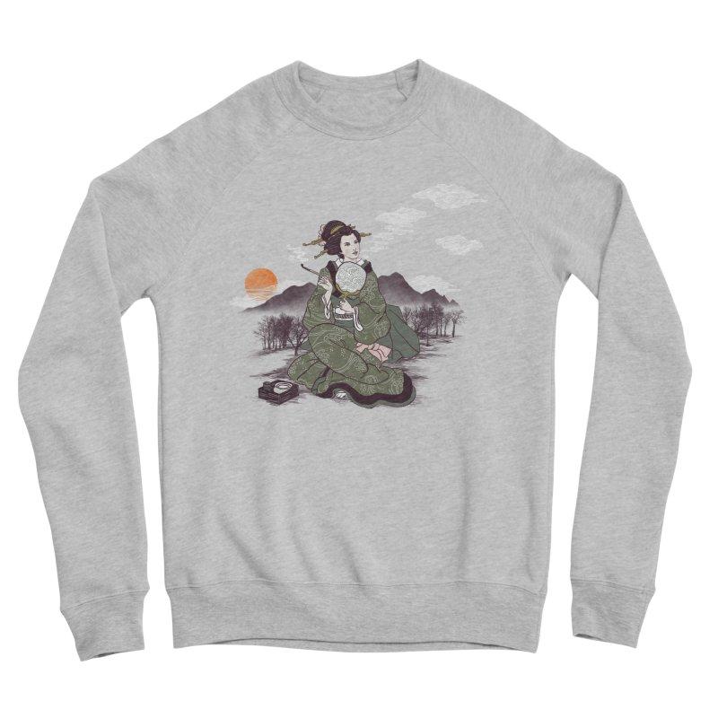The Cloud Maker Women's Sponge Fleece Sweatshirt by xiaobaosg