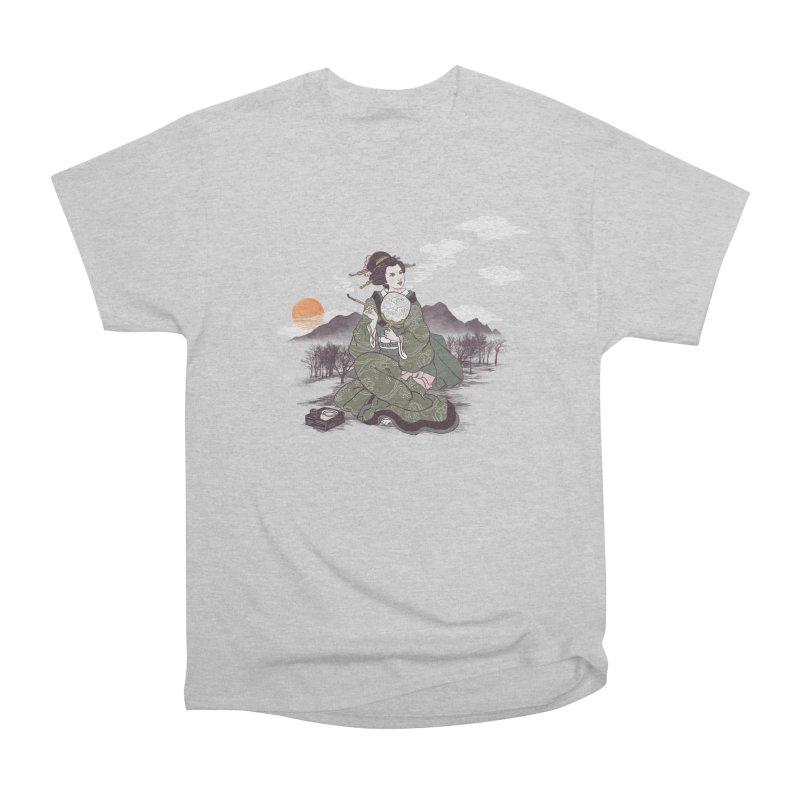 The Cloud Maker Men's Heavyweight T-Shirt by xiaobaosg