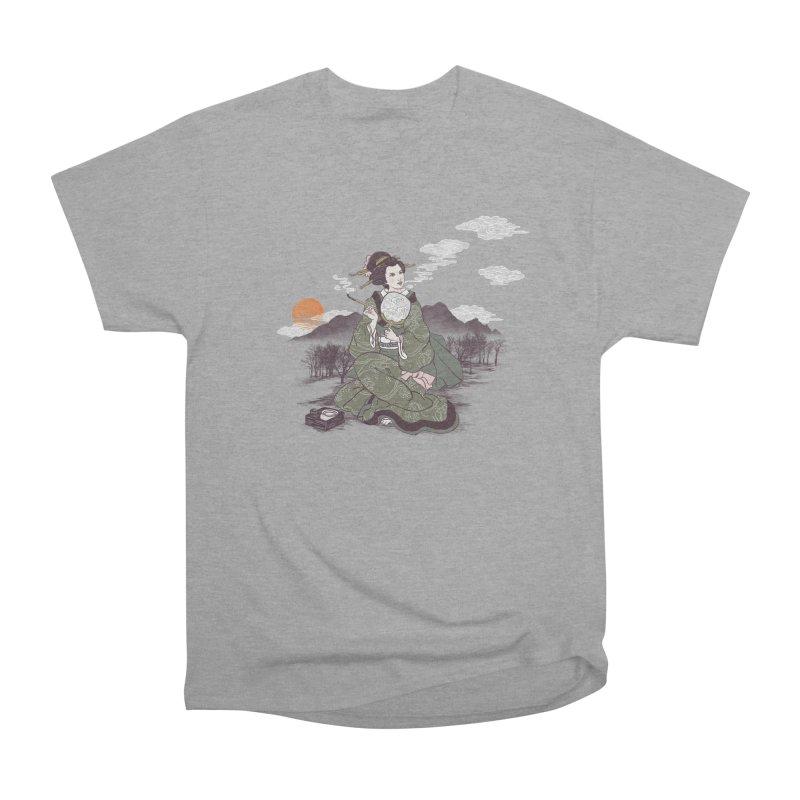 The Cloud Maker Men's T-Shirt by xiaobaosg