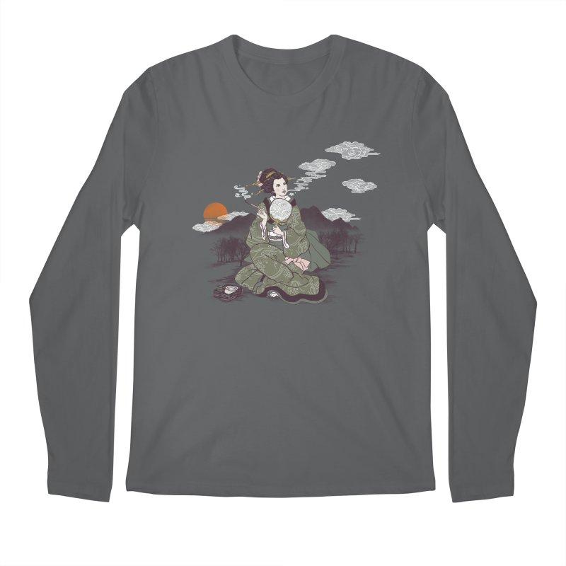 The Cloud Maker Men's Regular Longsleeve T-Shirt by xiaobaosg