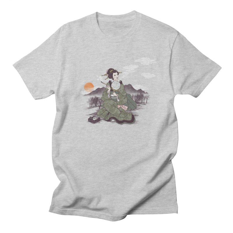 The Cloud Maker Men's Regular T-Shirt by xiaobaosg