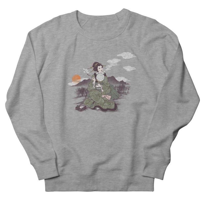 The Cloud Maker Women's French Terry Sweatshirt by xiaobaosg