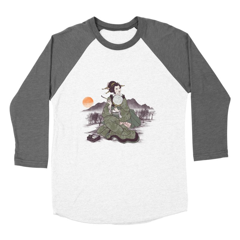 The Cloud Maker Men's Baseball Triblend Longsleeve T-Shirt by xiaobaosg
