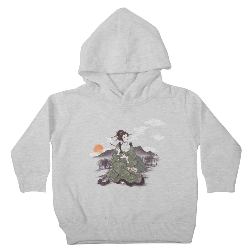 The Cloud Maker Kids Toddler Pullover Hoody by xiaobaosg