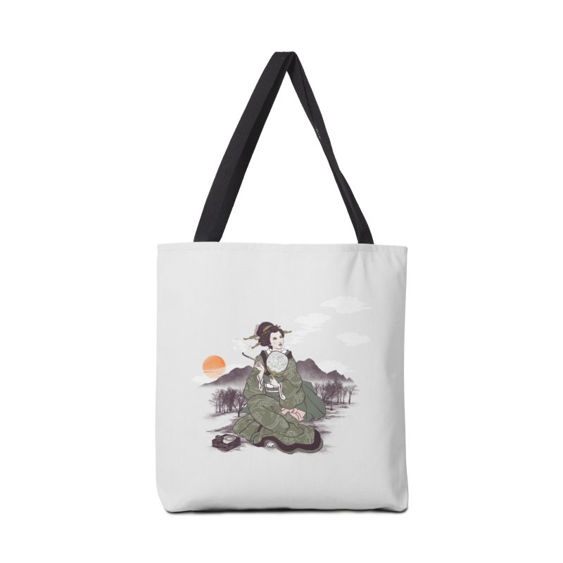 The Cloud Maker Accessories Tote Bag Bag by xiaobaosg